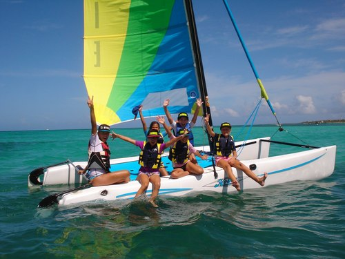 Picture of SAILING LESSON