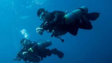 What is technical diving?