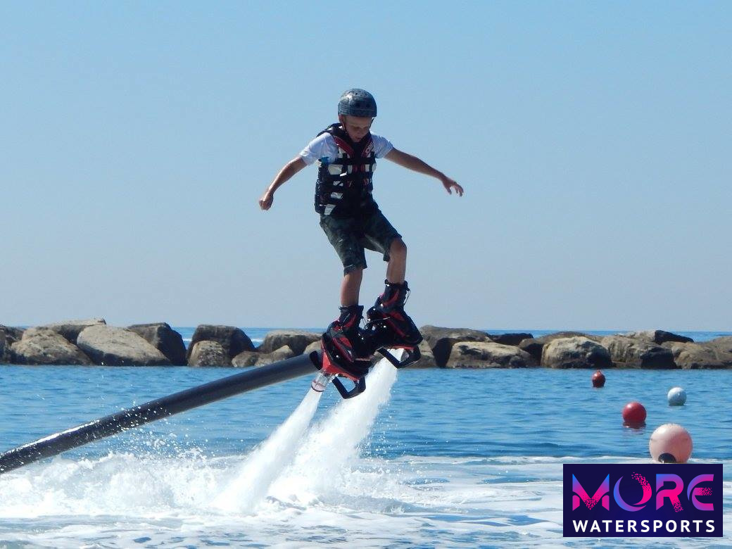 FLYBOARD LESSON