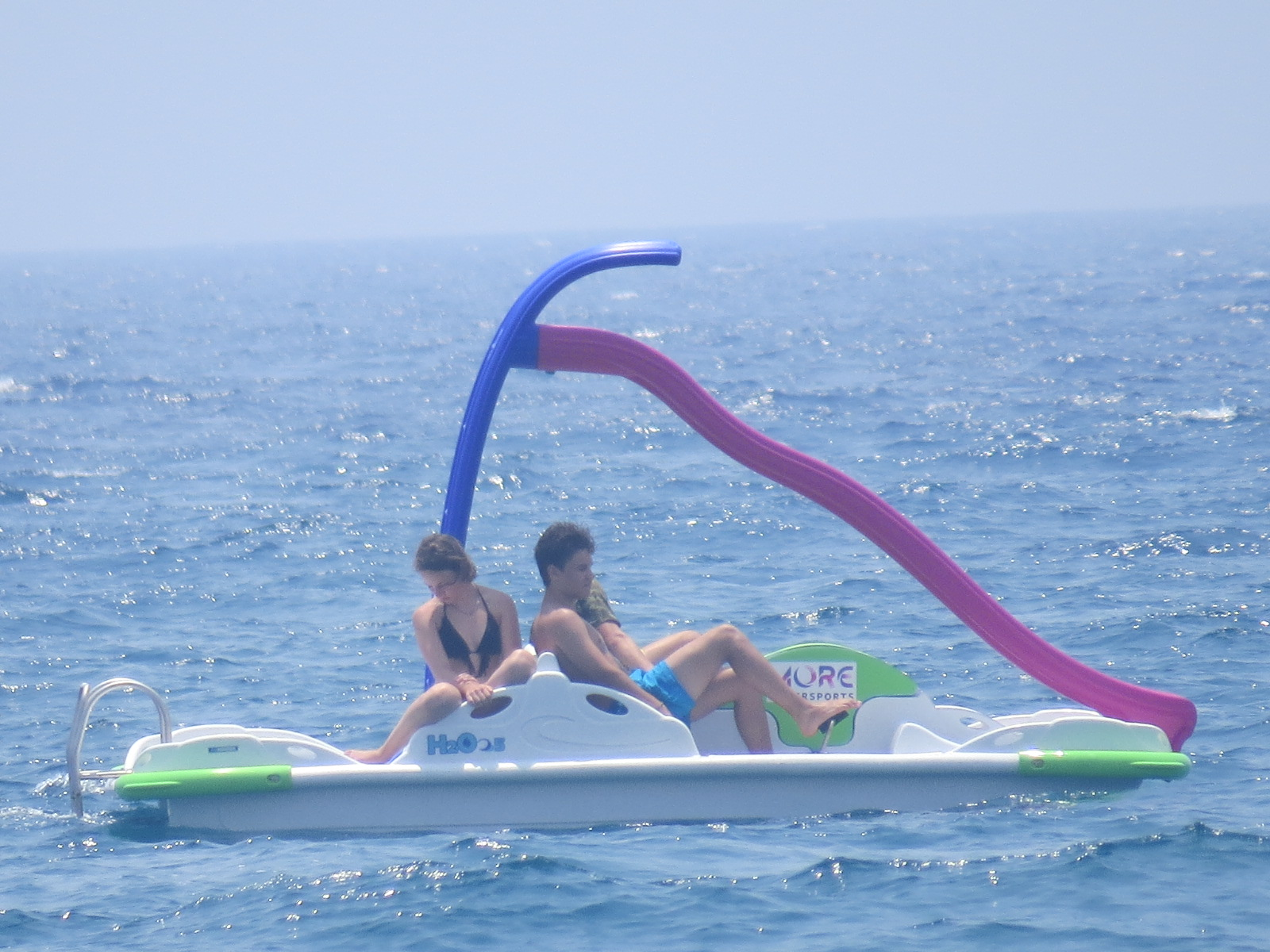 PEDAL BOAT (KIDS PACKAGE)